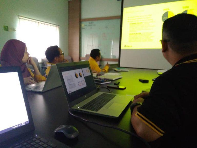 Meeting with PETRONAS Penapisan Terengganu Sdn Bhd (PPTSB)
